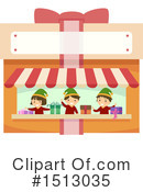Christmas Elf Clipart #1513035 by BNP Design Studio