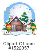 Christmas Elf Clipart #1522357 by Graphics RF