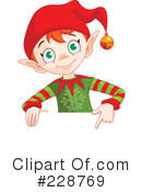 Christmas Elf Clipart #228769 by Pushkin
