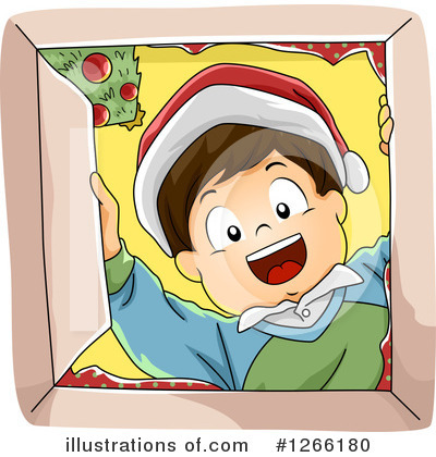 Christmas Present Clipart #1266180 by BNP Design Studio