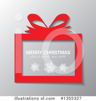 Merry Christmas Clipart #1355327 by michaeltravers