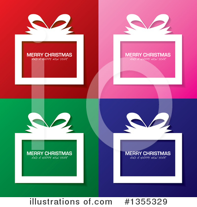 Merry Christmas Clipart #1355329 by michaeltravers