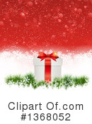 Christmas Gift Clipart #1368052 by KJ Pargeter