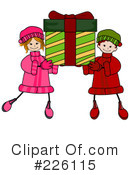 Christmas Gift Clipart #226115 by BNP Design Studio