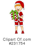 Christmas Gift Clipart #231754 by BNP Design Studio