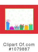 Christmas Gifts Clipart #1079887 by KJ Pargeter