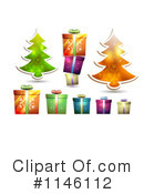 Christmas Gifts Clipart #1146112