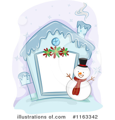 Christmas Background Clipart #1163342 by BNP Design Studio