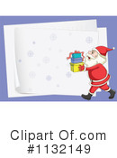 Christmas Letter Clipart #1132149 by Graphics RF