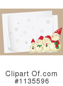 Christmas Letter Clipart #1135596 by Graphics RF