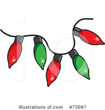 Christmas Lights on Christmas Lights Clipart  73087 By Rosie Piter   Royalty Free  Rf