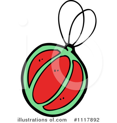 Christmas Ornament Clipart #1117892 by lineartestpilot