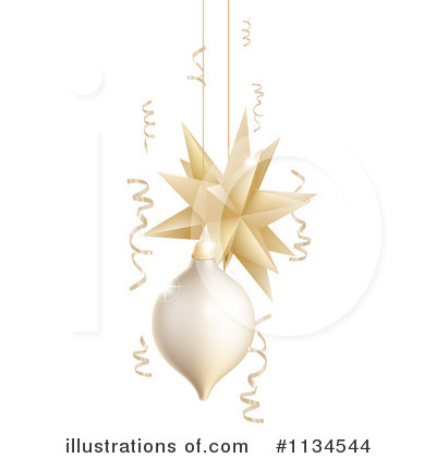 Bauble Clipart #1134544 by AtStockIllustration