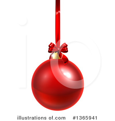 Christmas Clipart #1365941 by AtStockIllustration