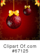 Christmas Ornament Clipart #67125