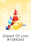 Christmas Party Clipart #1084343
