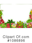 Christmas Present Clipart #1086896