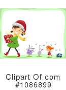 Christmas Present Clipart #1086899 by BNP Design Studio