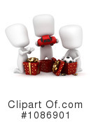 Christmas Present Clipart #1086901