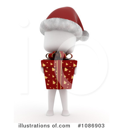Christmas Present Clipart #1086903 by BNP Design Studio