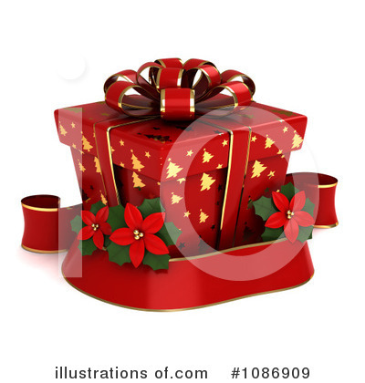 Christmas Present Clipart #1086909 by BNP Design Studio