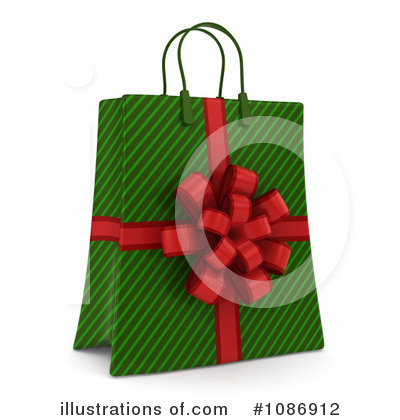 Christmas Present Clipart #1086912 by BNP Design Studio