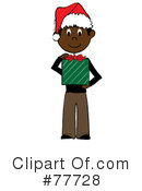 Christmas Pressent Clipart #77728