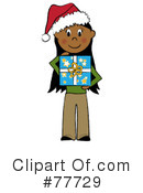 Christmas Pressent Clipart #77729