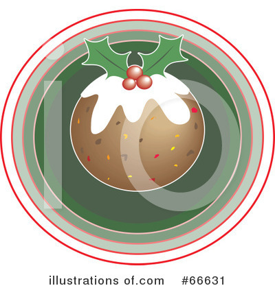 Christmas Pudding Clipart #66631 by Prawny