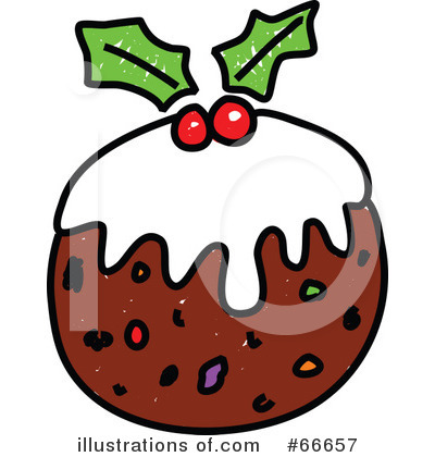 Christmas Pudding Clipart #66657 by Prawny