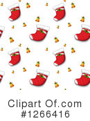 Christmas Stockings Clipart #1266416