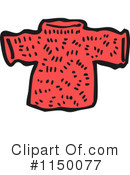 Christmas Sweater Clipart #1150077 by lineartestpilot