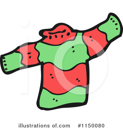 Christmas Sweater Clipart #1150080 by lineartestpilot