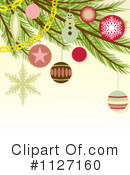 Christmas Tree Clipart #1127160