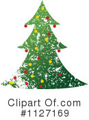 Christmas Tree Clipart #1127169