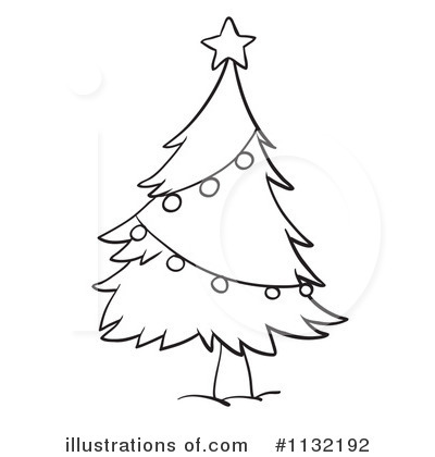 Christmas Tree Clipart 1132192