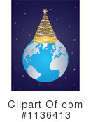 Christmas Tree Clipart #1136413
