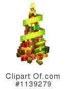 Christmas Tree Clipart #1139279