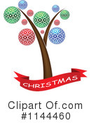 Christmas Tree Clipart #1144460