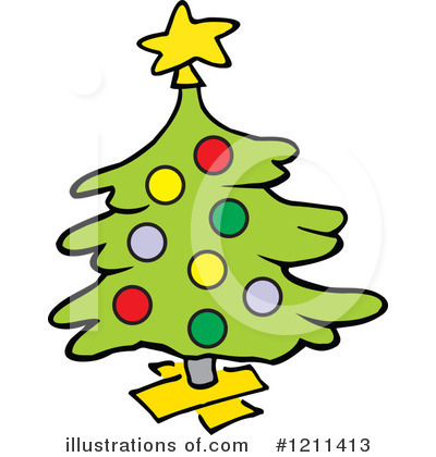 Christmas Clipart #1211413 by Johnny Sajem