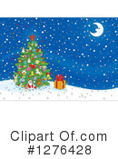 Christmas Tree Clipart #1276428
