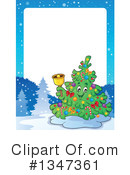 Christmas Tree Clipart #1347361