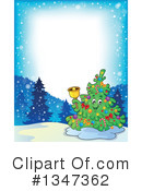 Christmas Tree Clipart #1347362