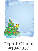 Christmas Tree Clipart #1347367