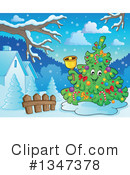 Christmas Tree Clipart #1347378