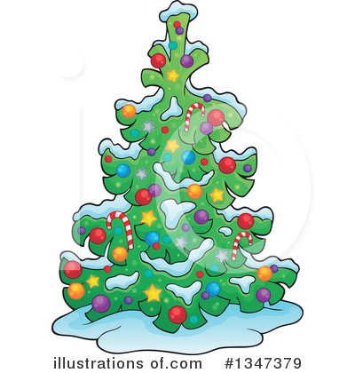 Christmas Clipart #1347379 by visekart