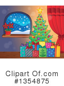Christmas Tree Clipart #1354875
