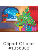 Christmas Tree Clipart #1356303