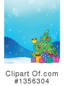 Christmas Tree Clipart #1356304