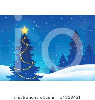 Christmas Clipart #1358451 by visekart